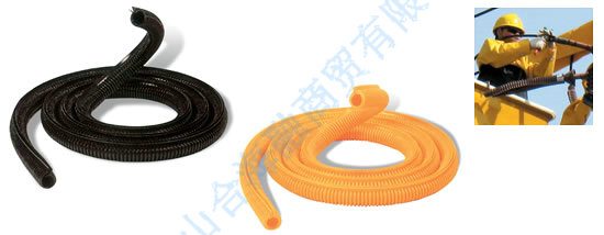 HIGH VOLTAGE POLYETHYLENE INSULATING TUBES FOR JUMPER WIRE